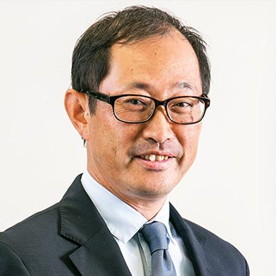 船橋 仁 氏