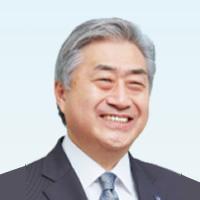 板谷 嘉夫 氏