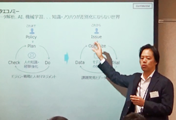 株式会社ICMG 取締役/CSO 大庭 史裕 氏