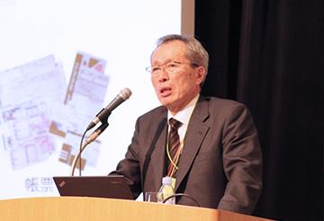 大日本印刷株式会社 専務取締役 森野 鉄治 氏