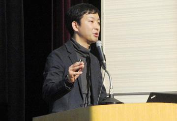 シニフィアン株式会社 共同代表 朝倉 祐介 氏