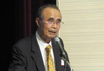早稲田大学 名誉教授・商学博士/証券リサーチセンター 代表理事松田 修一 氏